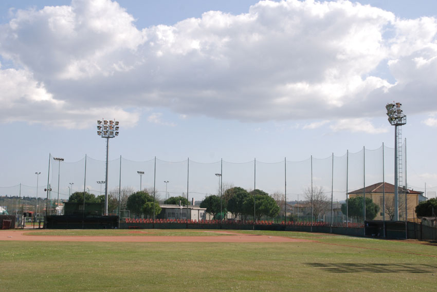 CAMPO BASEBALL - FOTO 1