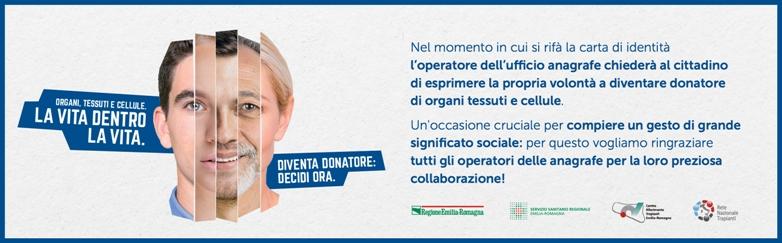 Immagine donazione organi