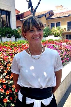 Lea Ermeti, assessore con deleghe a LAVORI PUBBLICI, AMBIENTE, SVILUPPO SOSTENIBILE