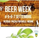 """5a Beer Week"" - a cura del Comitato Fontanelle"