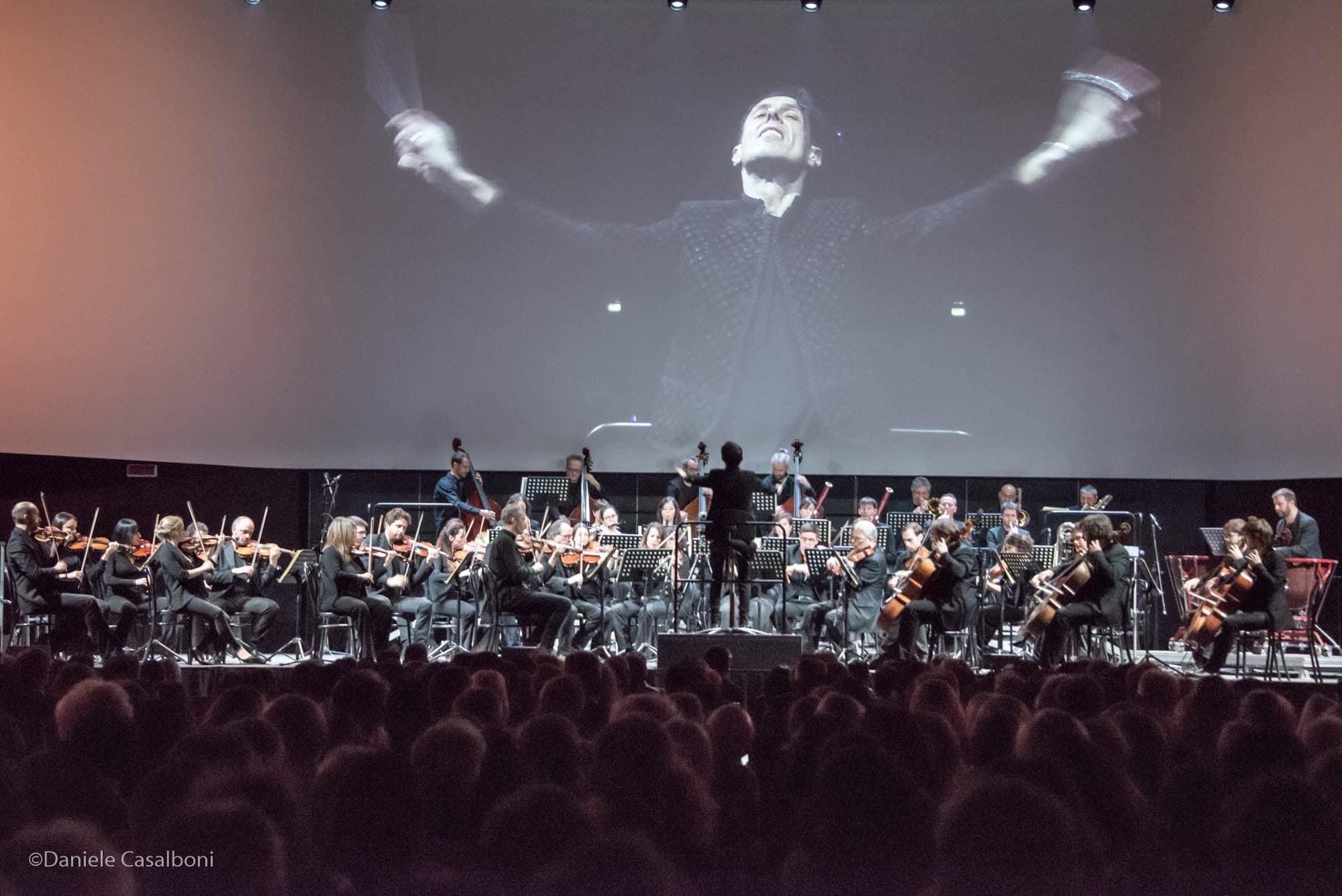Il maestro Ezio Bosso per il Concerto Auguri di Riccione 2019