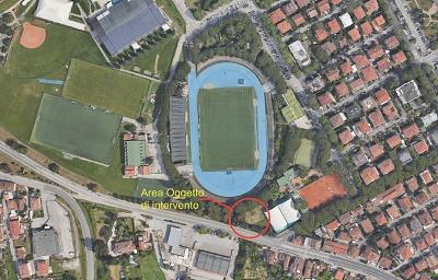 Nuovo campo da tennis