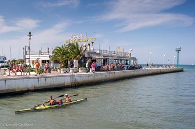Gregoretti traversata dell'Adriatico