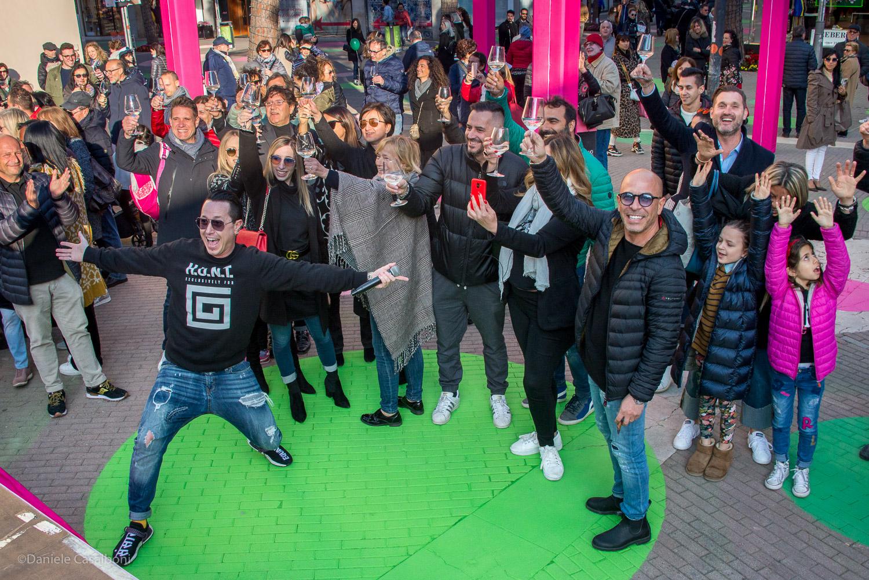 Inaugurazione della Primavera del Giro