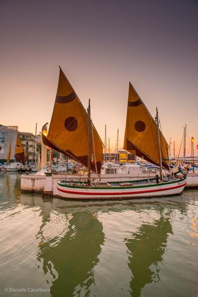 Saviolina rotta per Trieste