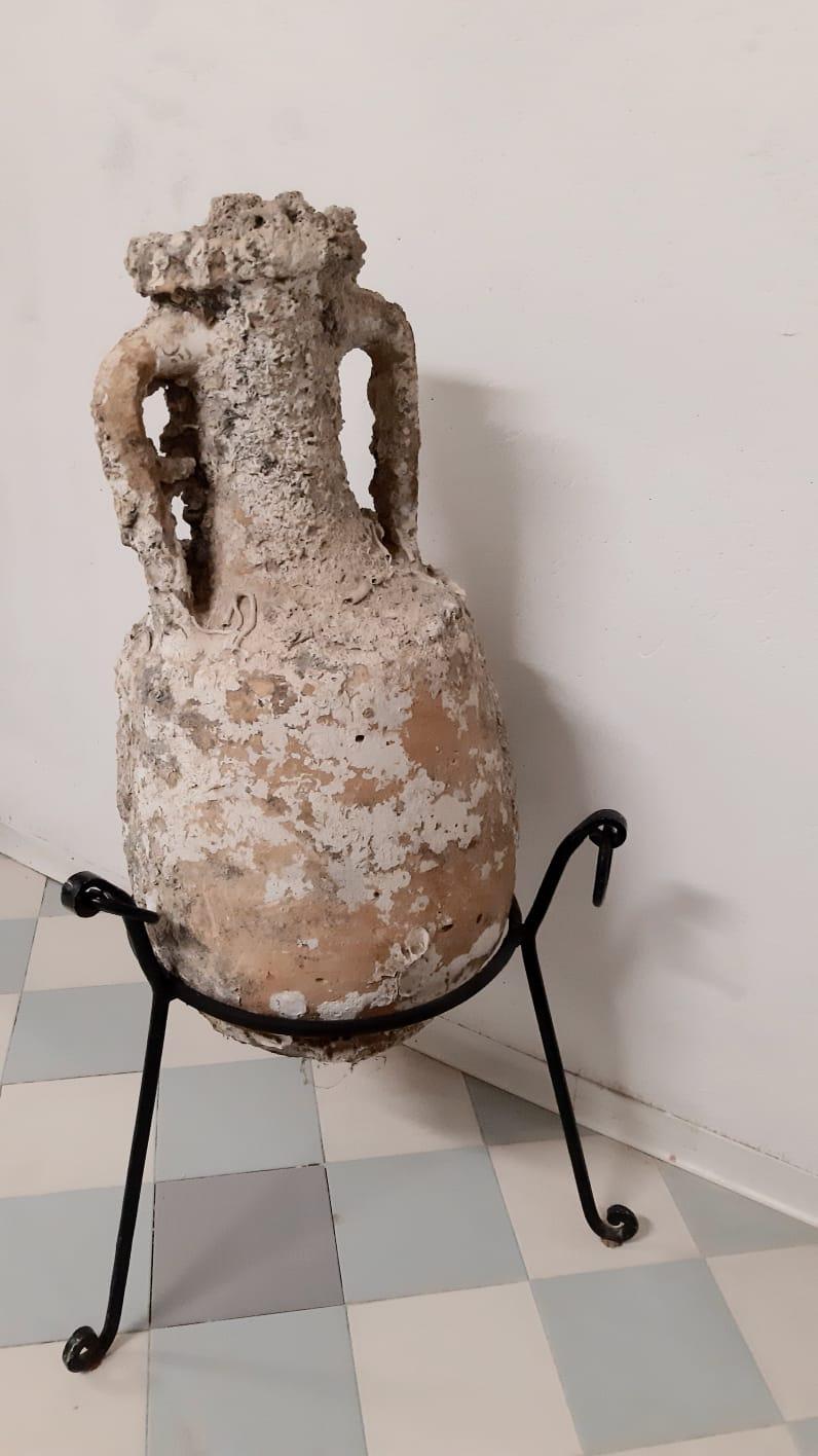 Anfora romana al Museo del Territorio