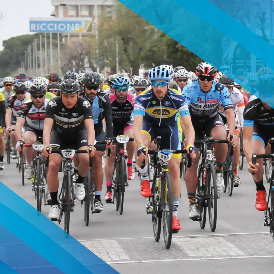 Fonte immagine : fb page Gran fondo di Riccione
