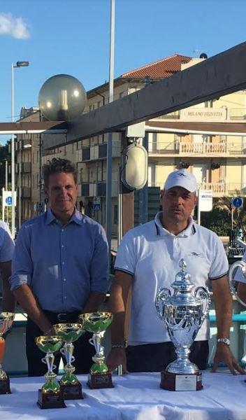 Foto assessore Dionigi Palazzi con Masetti