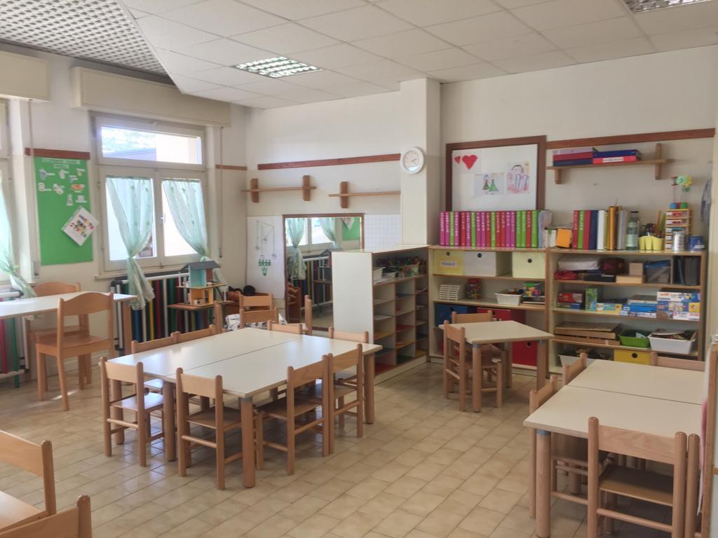 Manutenzione nelle scuole