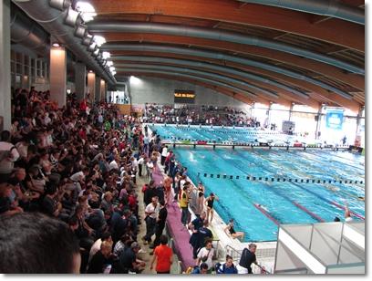 Vasca Da Nuoto : Inaugurato ufficialmente il nuovo stadio del nuoto di cuneo