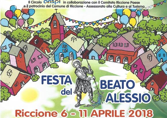 Festa del Beato Alessio