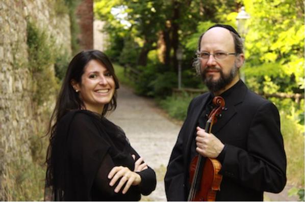 Delilah Gutman e Rephael Negri
