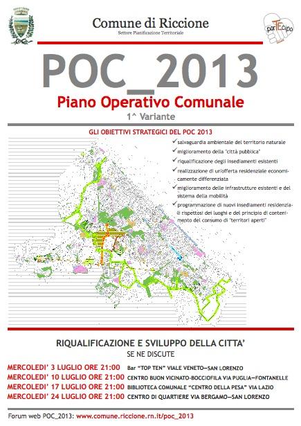Calendario POC 2013