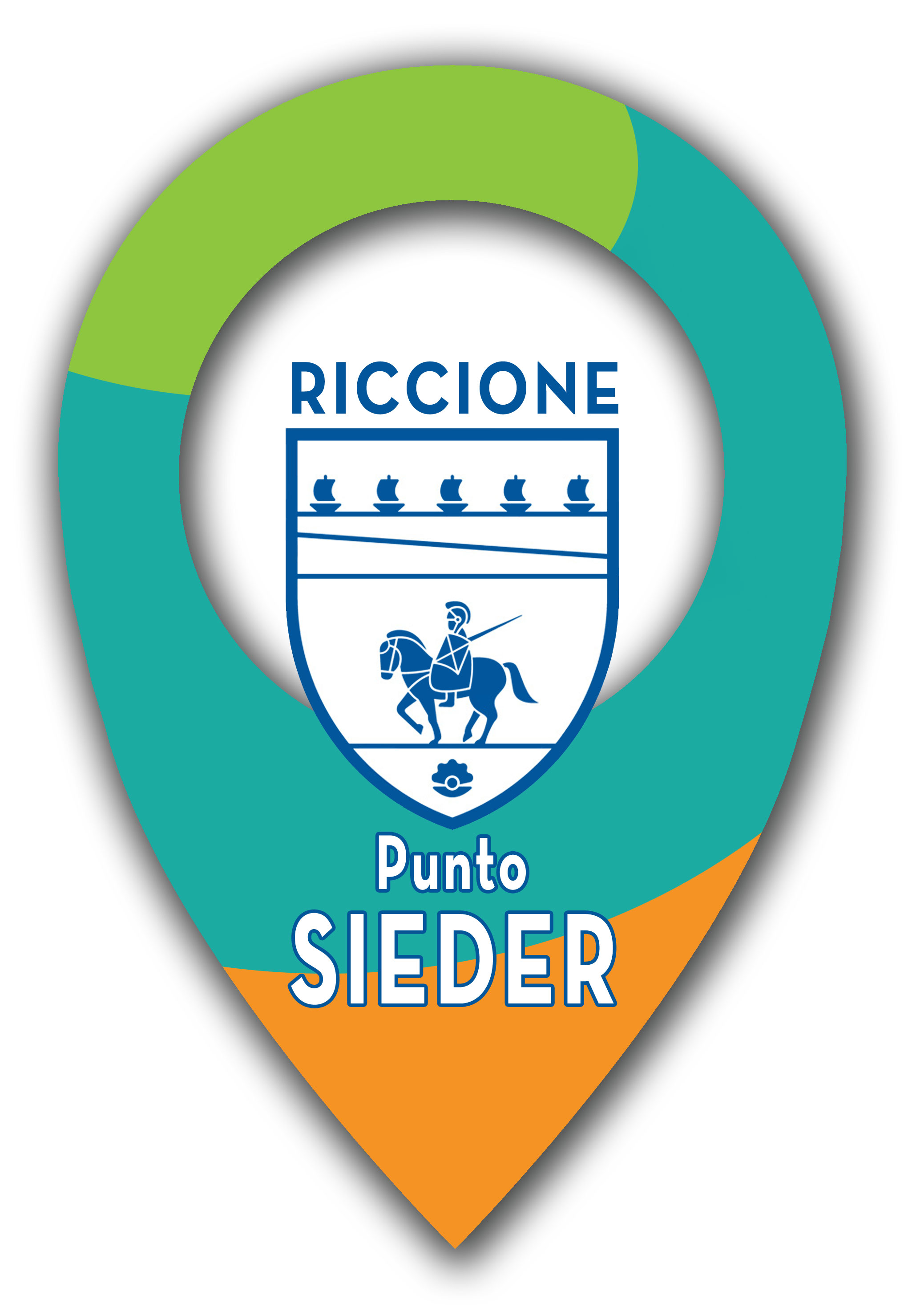 Logo con dicitura Punto Sieder