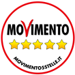 Logo del Movimento 5 Stelle - MOVIMENTO5STELLE.IT