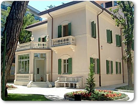 Galleria d'Arte Moderna e Contemporanea Villa Franceschi