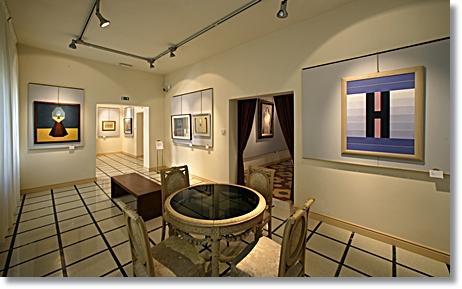 Sala 3 - Villa Franceschi