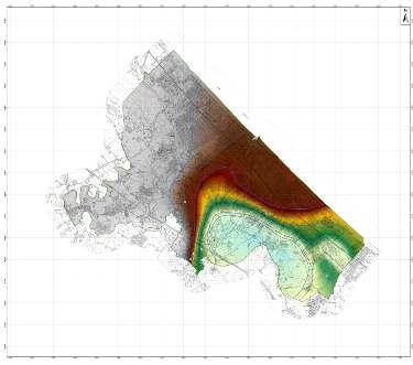 Esempio di tavola di microzonazione sismica