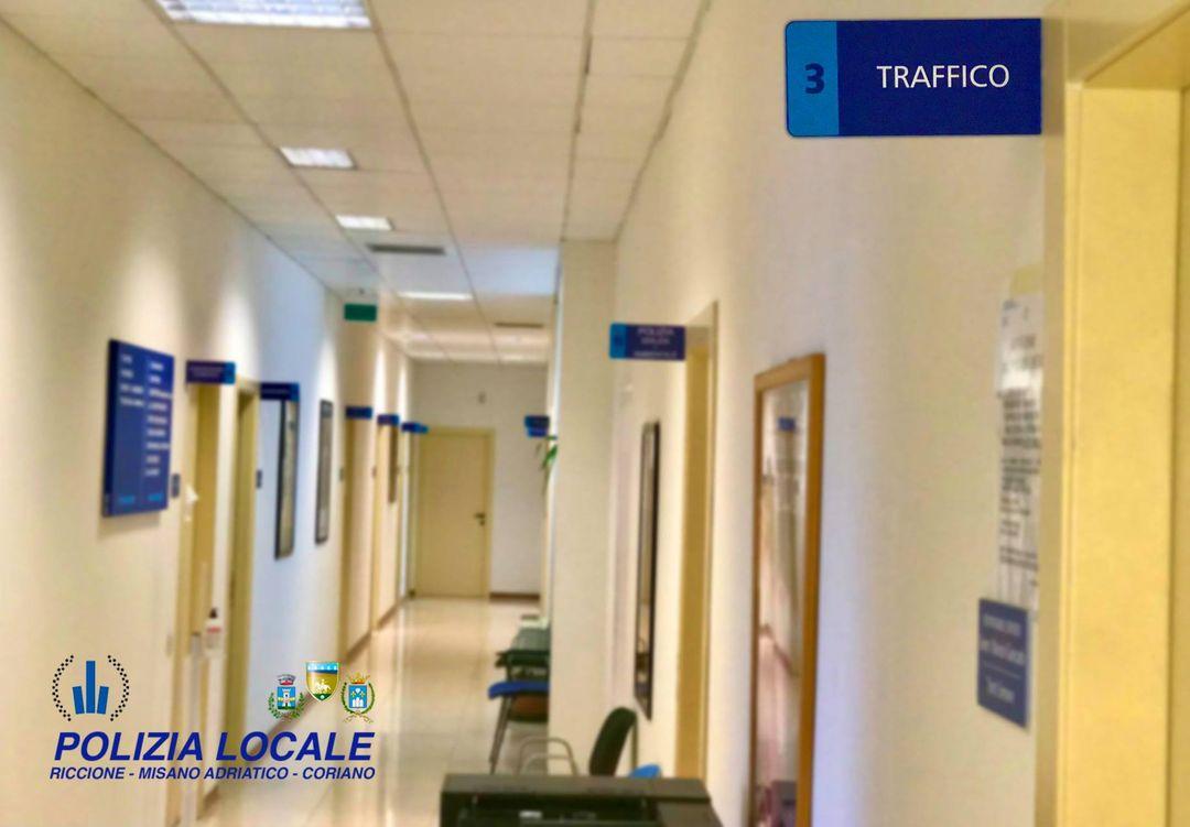 Foto Ufficio Traffico