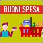 Buoni Spesa per l'acquisto di generi alimentari e beni di prima necessità