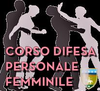 Corso di difesa personale femminile dal 15 ottobre al 17 dicembre 2019