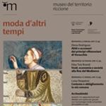 Ciclo di conferenze di archeologia MODA D'ALTRI TEMPI al via domenica 3 marzo