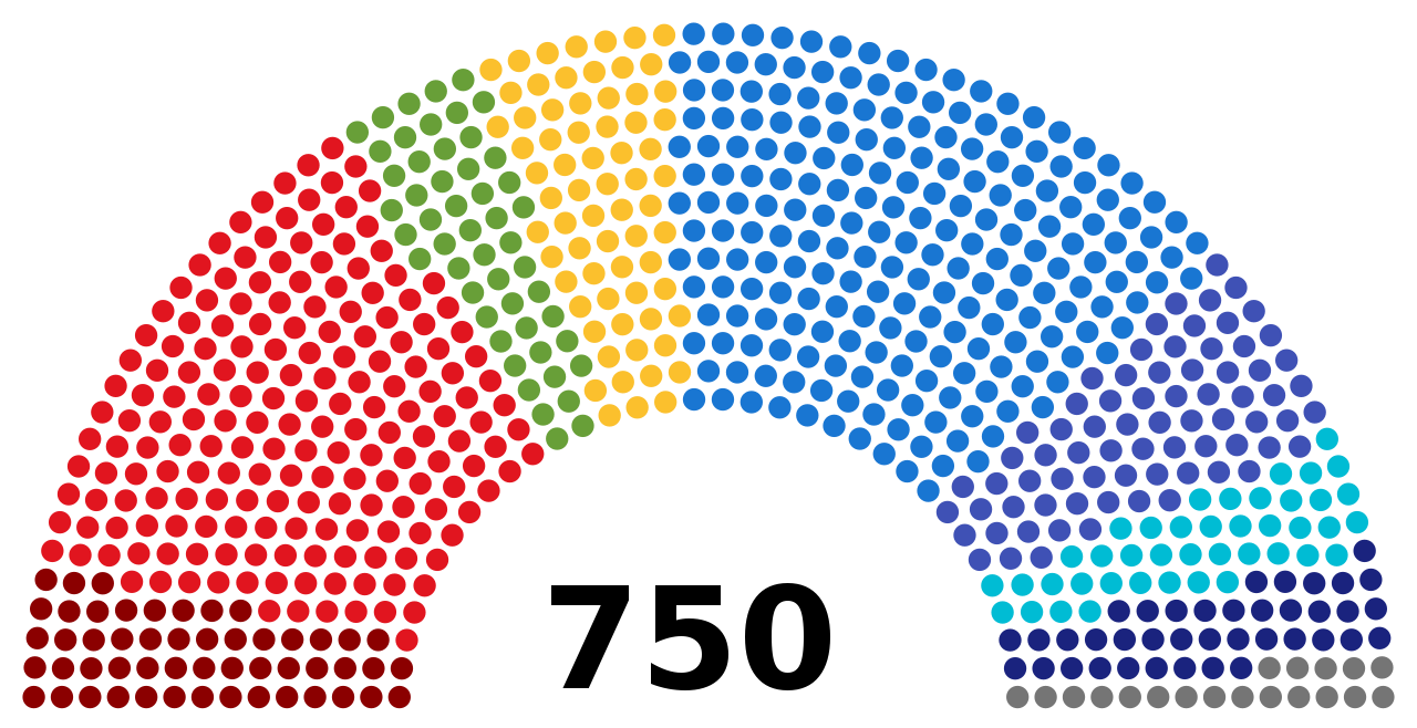 Parlamento Europeo - icona rappresentativa