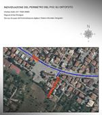 Deposito Piano Urbanistico Attuativo (PUA) di iniziativa privata
