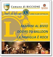 """Concerto """"La famiglia è rock"""""""