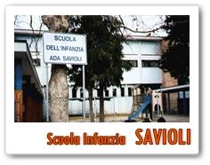 Scuola infanzia SAVIOLI