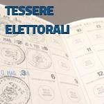Referendum Costituzionale del 20-21 settembre 2020 - Rilascio tessere elettorali - Duplicati tessere - Sostituzione tessera esaurita - Orari di apertura dell'ufficio elettorale