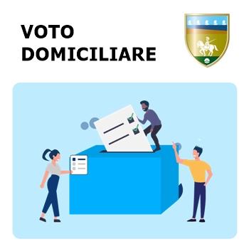 Referendum Costituzionale del 20-21 settembre 2020 - Esercizio del voto a domicilio per elettori affetti da infermità che rendano impossibile l'allontanamento dall'abitazione