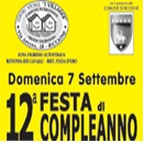 """""""12a Festa di Compleanno Enzo Romagna"""" - a cura del centro sociale """"I Villaggi"""""""