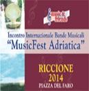 """""""MusicFest Adriatica"""" -Incontro Internazionale Bande Musicali"""
