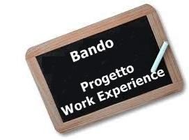 TIROCINI FORMATIVI - PROGETTO WORK EXPERIENCE