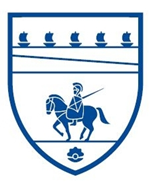 Logo Comune di Riccione in versione blu