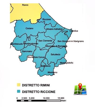 Distretto Socio Sanitario - Riccione