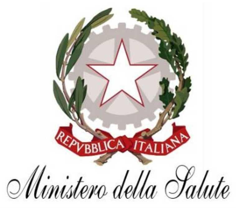 Banner Ministero della Salute