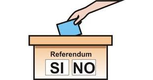 Calendario con data referendum esposta in chiaro
