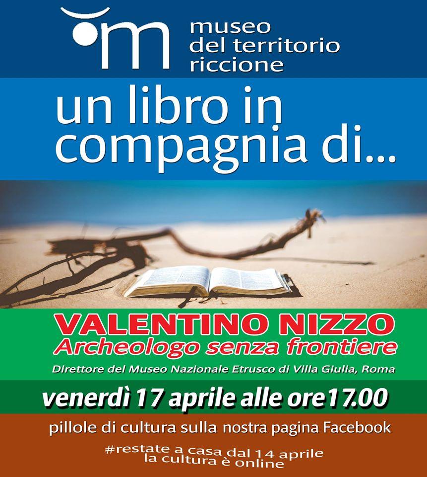Un libro in compagnia di ... Valentino Nizzo, archeologo senza frontiere